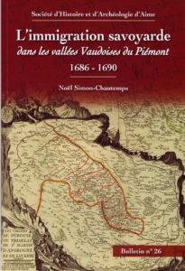 Tarins et Vaudois du Piémont dans les États de Savoie à la fin du XVIIe siècle. @ Espace Yvette-Martinet
